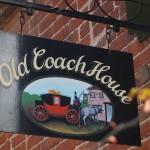 Kutschenhaus statt Haus des Coaches