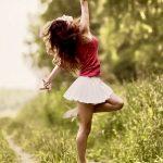 Mit Leichtigkeit durchs Leben laufen
