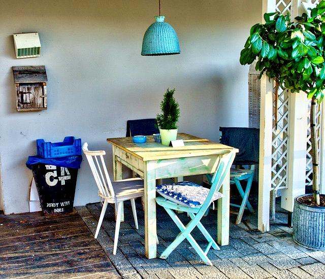 Schöner Platz am Tisch,. Tolles Ambiente