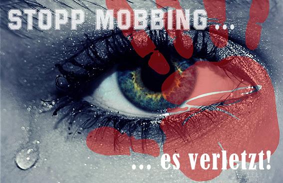 Mobbing tut nicht nur massiv weh, sondern es greift auch die Psyche an.