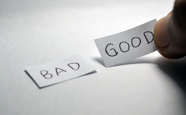 Sich für das Gute zu entscheiden ist das A und O.