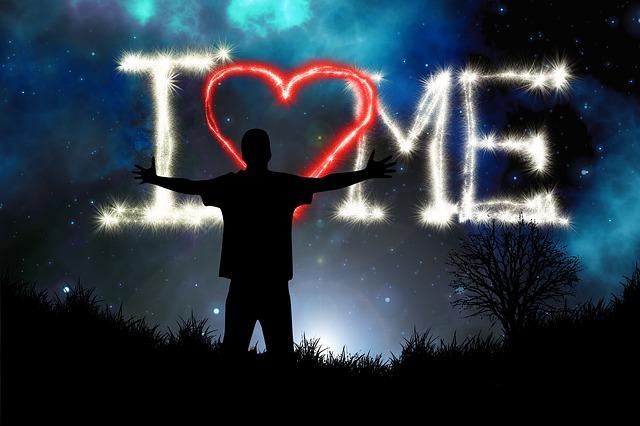 Ich bin, wie ich bin. Genau deswegen liebe ich mich.