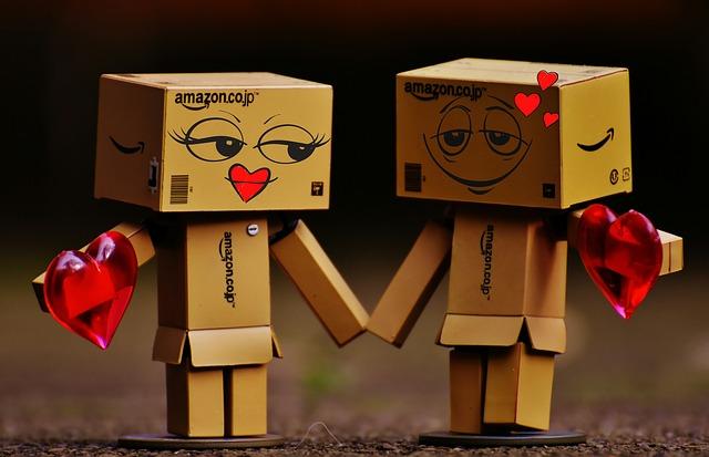 Liebe muss sich nicht in gekauften Geschenken oder Blumen zeigen.