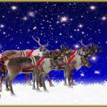 Die Mär vom Weihnachtsmann ...  - Nachgereicht...