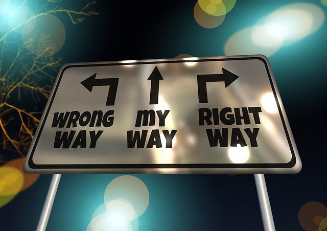 Entscheidungen können manchmal sehr schwer fallen. Schon allein deswegen, weil wir befürchten, es falsch zu machen.